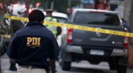 Asesinan a hombre de seis disparos tras celebración en Macul