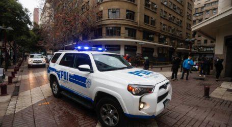 Hombre fue baleado en plena Plaza Yungay y permanece en riesgo vital