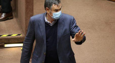 Servel deberá levantar suspensión de derechos políticos de senador Ossandón
