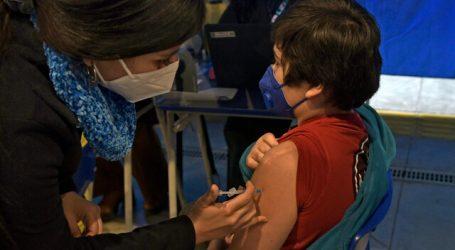 71,55% de la población objetivo ha completado su vacunación contra el Covid-19