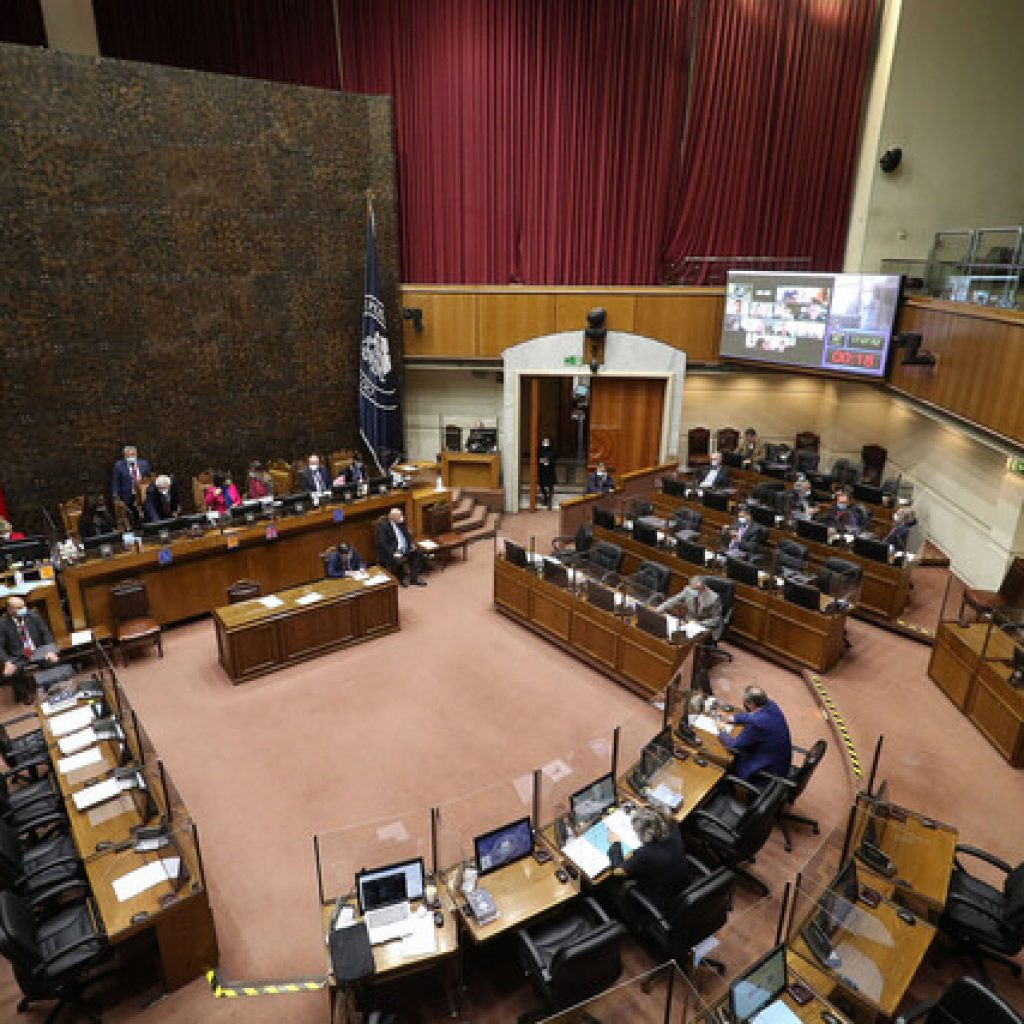 Senado vota este miércoles el Matrimonio Igualitario