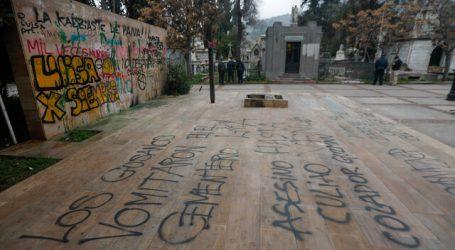 """CMN y daños al Cementerio General: """"Son espacios solemnes que deben respetarse"""""""