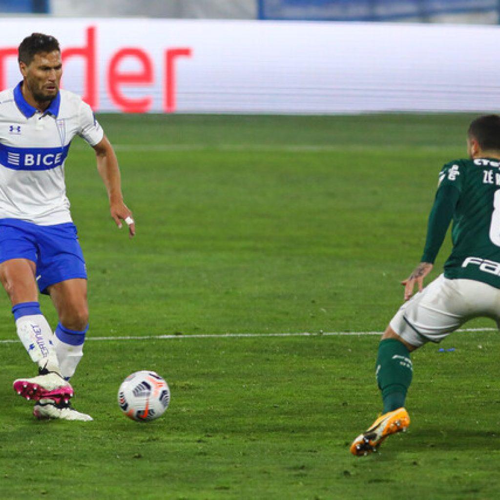 Universidad Católica quedó eliminada de la Copa Libertadores