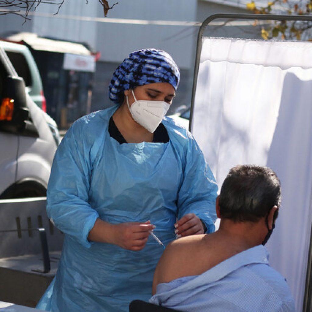 Región de Coquimbo alcanza un 80% de la población vacunada con esquema completo