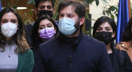 Gabriel Boric se refiere a agresión sufrida en penal Santiago 1