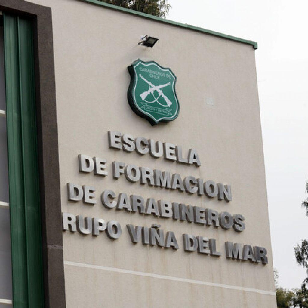 Piñera inaugura nuevas dependencias de la Escuela de Carabineros en Viña del Mar