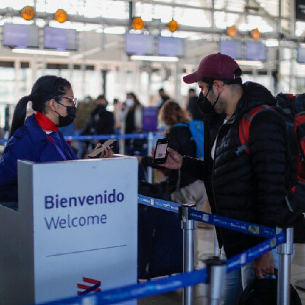 Plan Fronteras Protegidas: MTT monitorea funcionamiento del transporte aéreo
