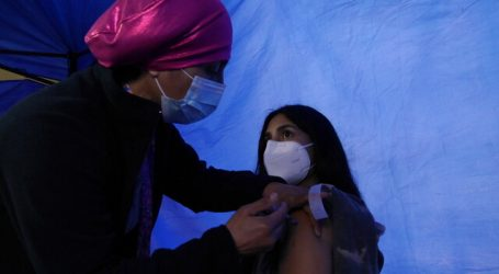 Covid-19: 80% de la población objetivo tiene su esquema de vacunación completo