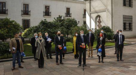 Piñera encabezó reunión del Consejo Asesor para la Recuperación del Empleo
