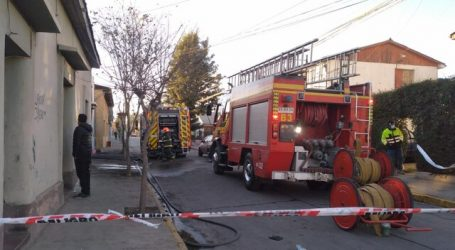Marzán oficia a autoridades por fatídico incendio en hogar de San Felipe