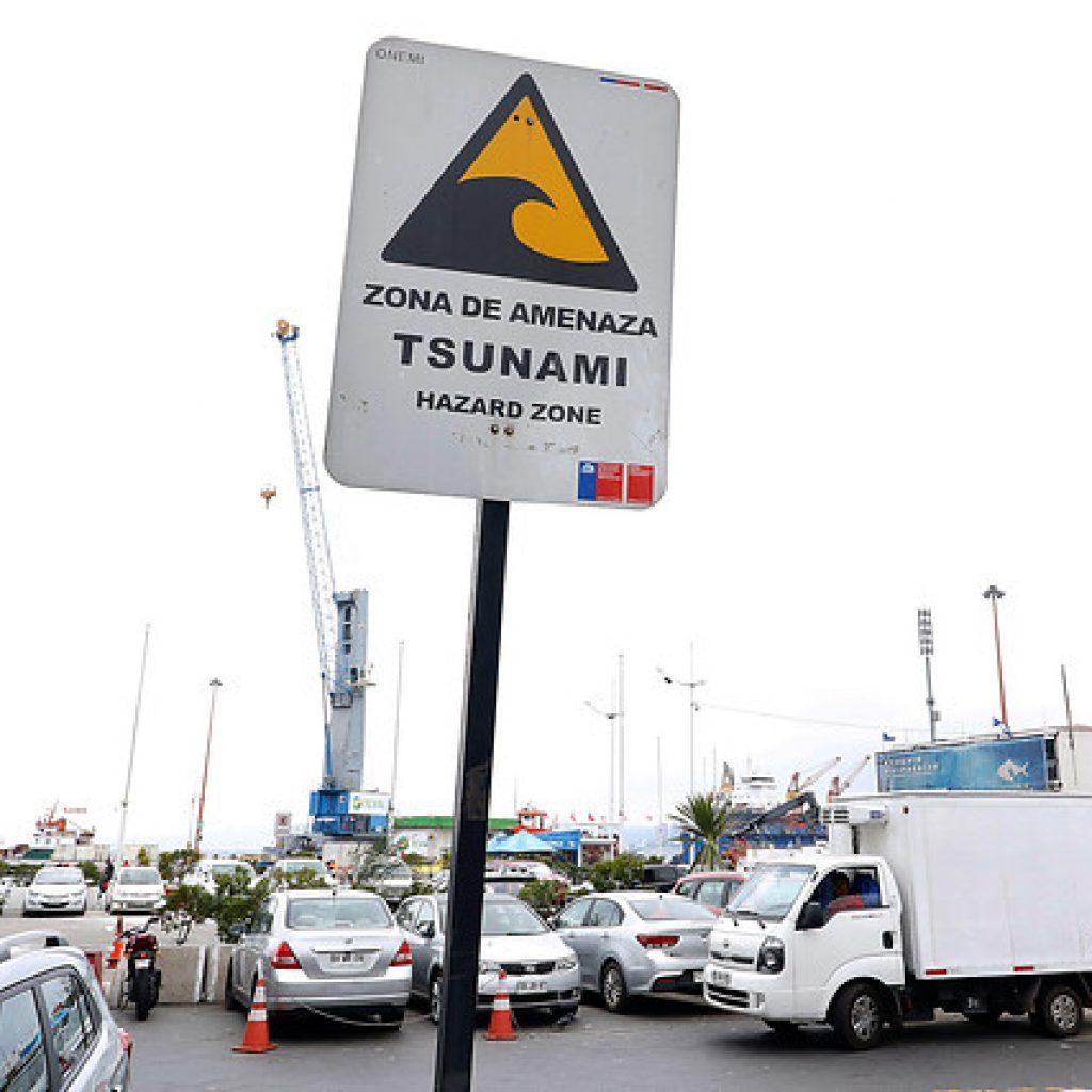 Arica, Iquique y Valparaíso podrían sufrir tsunamis sobre 30 metros de altura