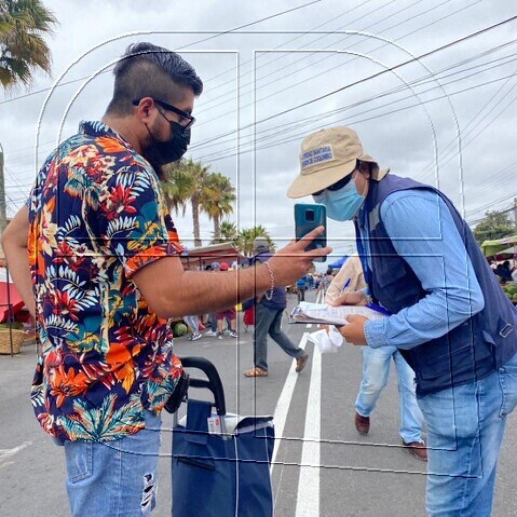 Cuatro comunas de la región de Coquimbo avanzan en el Plan Paso a Paso