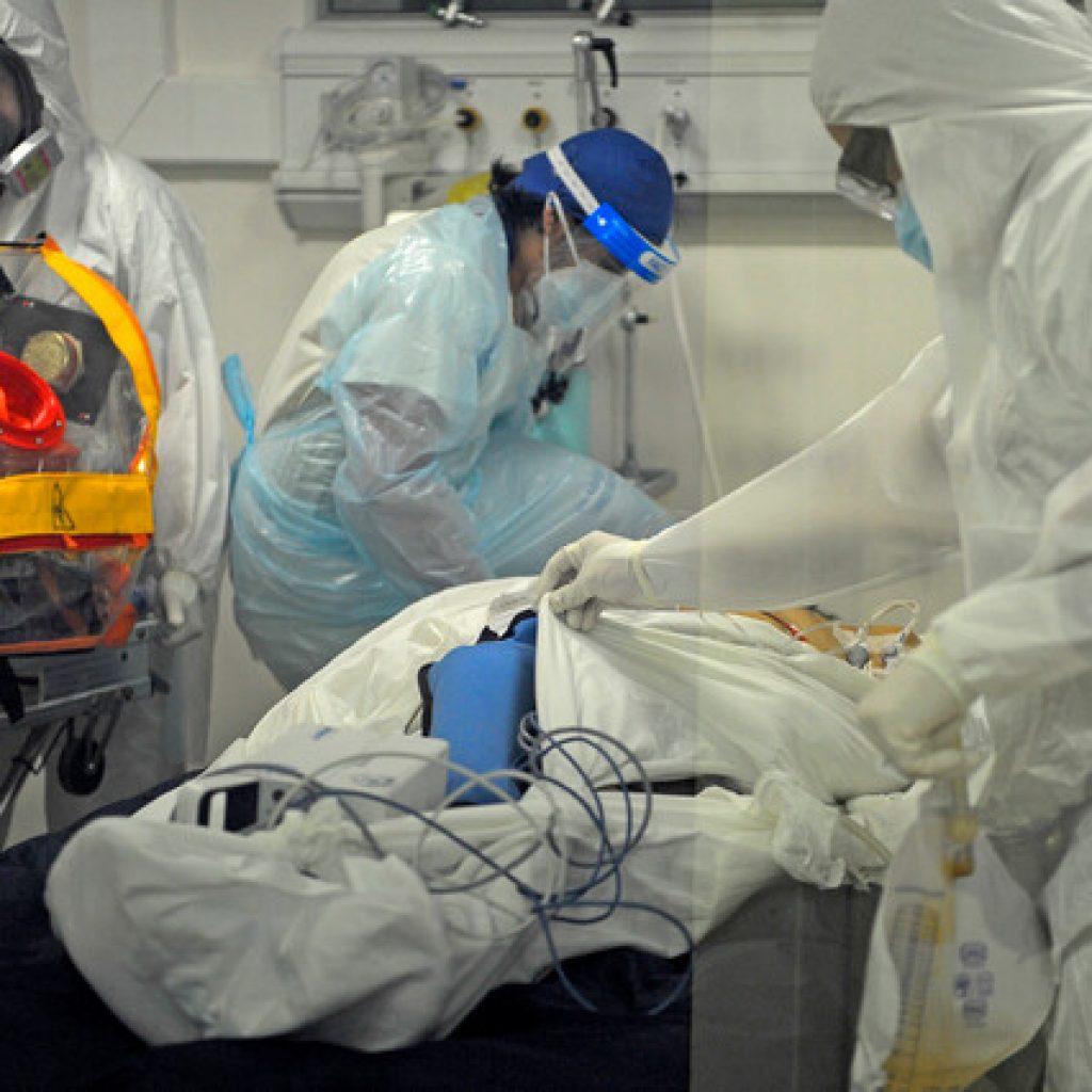 Covid-19: Biobío presenta 54 casos nuevos, 148.754 acumulados y 563 activos