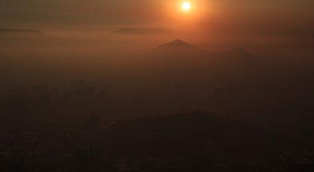 Decretan decimotercera Preemergencia Ambiental en la Región Metropolitana