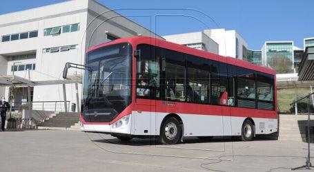 MTT busca implementar buses eléctricos entre Curauma y Valparaíso