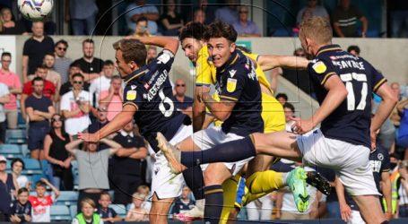 Championship: Ben Brereton marcó de cabeza en empate del Rovers ante Millwall