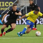España: Tomás Alarcón jugó los 90' en agónico empate del Cádiz ante Levante
