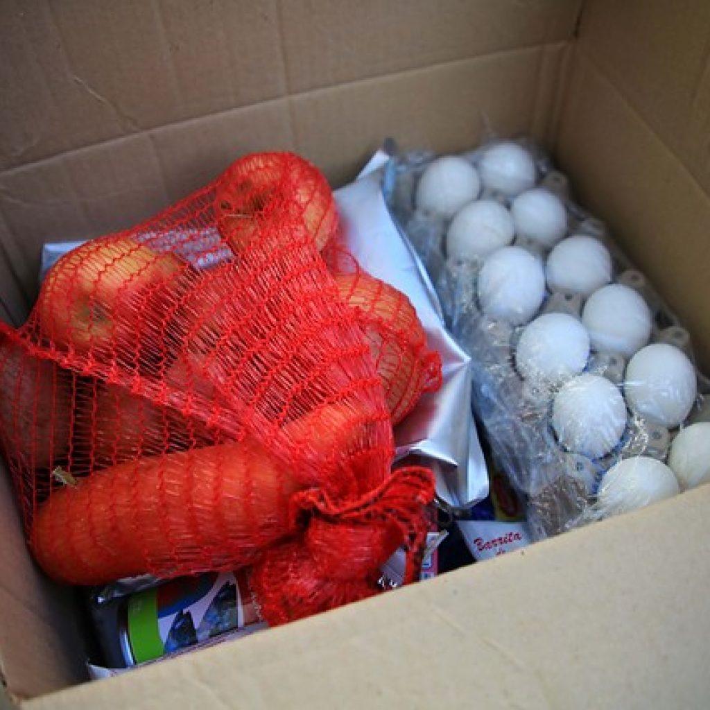 Bancada PPD destaca sumario de la Contraloría a la Junaeb por cajas de alimentos