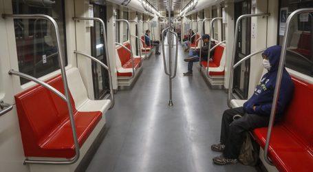 Línea 3 del Metro de Santiago se encuentra suspendida por falla de energía