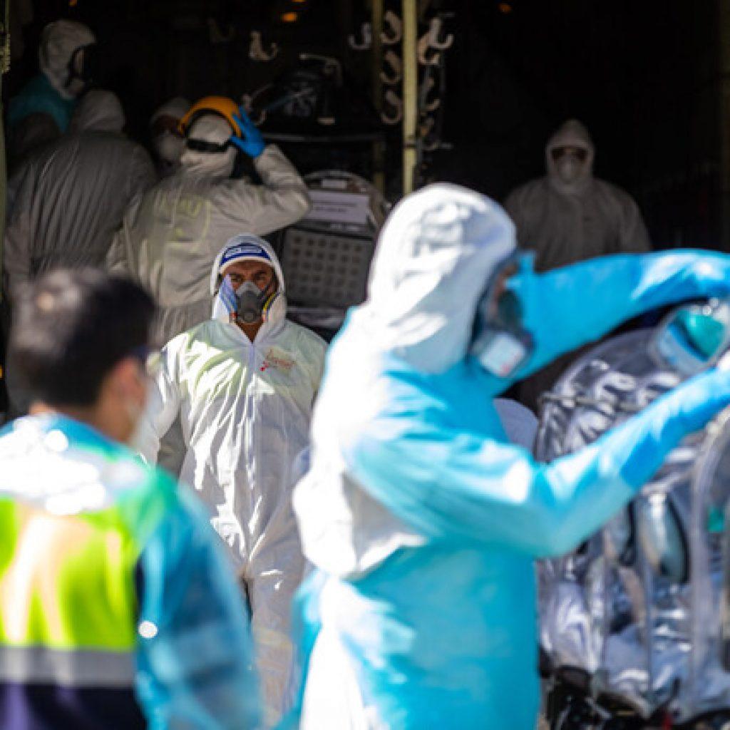 Ministerio de Salud reportó 297 casos nuevos de Covid-19 en el país