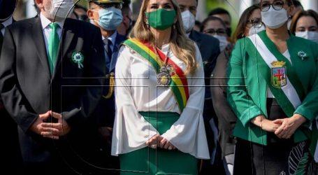 La Justicia de Bolivia rechaza un recurso de Áñez