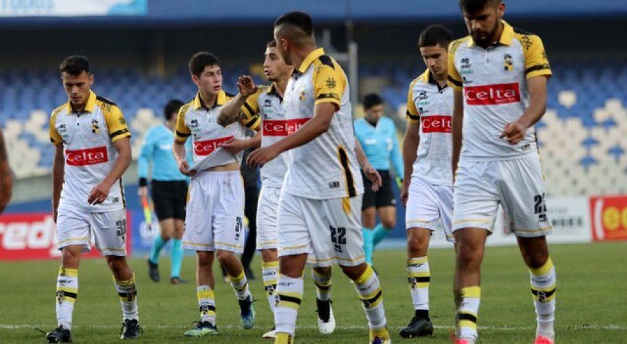 Primera B: Coquimbo Unido y Deportes Santa Cruz no pasaron del empate