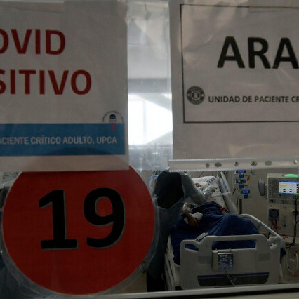 Ministerio de Salud reportó 640 casos nuevos de Covid-19 en el país