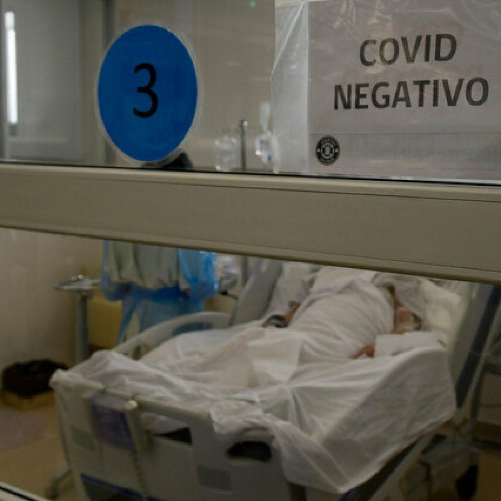 Región de Coquimbo registra 8 casos nuevos de Covid-19