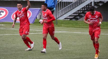 Primera B: San Felipe venció a U. de Concepción y respira en la tabla