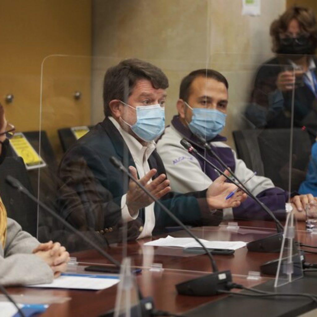 Gobernador Orrego presentó estudio de desigualdad urbana