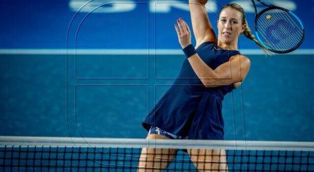 Tenis: Alexa Guarachi quedó eliminada en semifinales del dobles del US Open