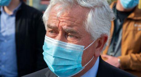 """Ministro Paris por Fiestas Patrias: """"La pandemia aún no ha finalizado"""""""