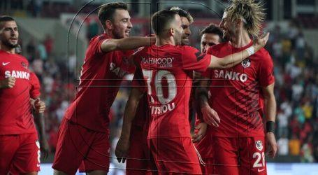 Turquía: Sagal fue titular en victoria del Gaziantep sobre Istanbul BB