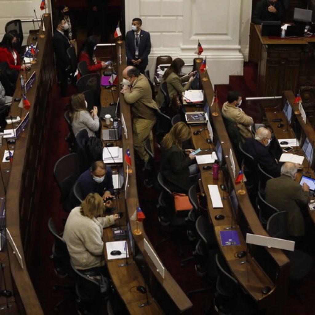 """Diputados UDI: """"El totalitarismo terminó por imponerse en la Convención"""""""