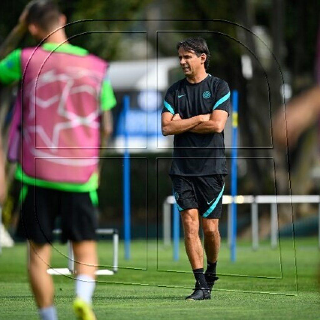 """Simone Inzaghi: """"El Real Madrid tiene una historia increíble"""""""