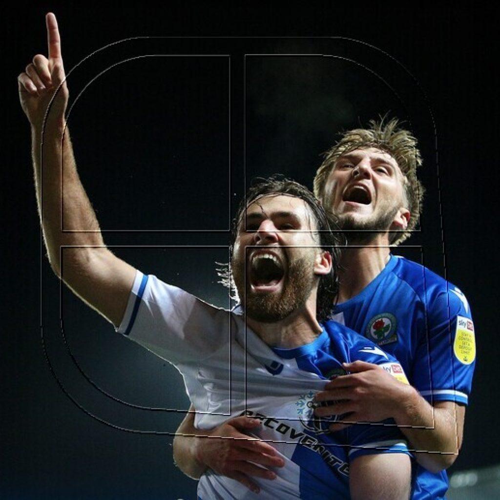 Championship: Brereton Díaz marcó un golazo en victoria del Blackburn Rovers