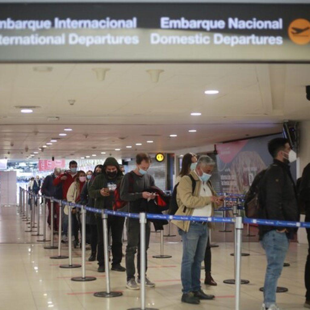 Argentina reabre la frontera con Brasil y Chile tras un año y medio de cierre