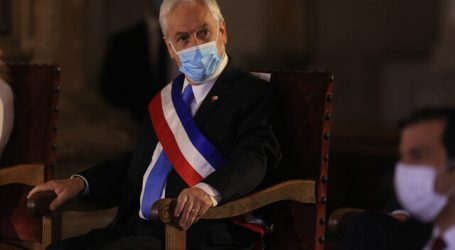 """Piñera: """"Esperamos levantar pronto el Estado de Emergencia"""""""