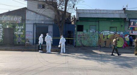 Carabineros detiene a presunto autor de femicidio en Santiago