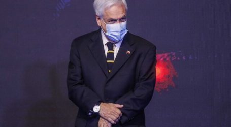 Presidente Piñera confirmó que no se renovará el estado de catástrofe