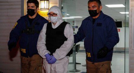 Escobar Poblete queda recluido en Santiago 1 tras ser extraditado a Chile