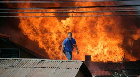 Hombre de 90 años murió en incendio de vivienda en Talcahuano