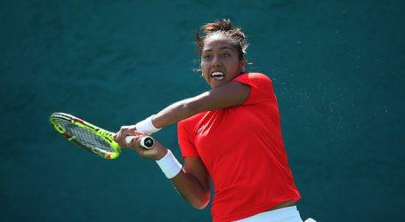 Tenis: Daniela Seguel quedó eliminada en cuartos de final del W80 de Valencia