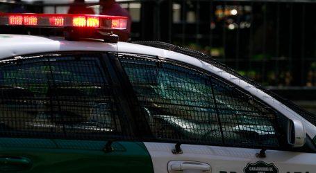 Carabinero permanece grave tras ser baleado en persecución policial