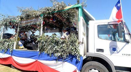 En Plaza Brasil se dio inicio a las celebraciones de Fiestas Patrias