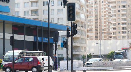 CORE de Valparaíso pide analizar más semáforos en comunas de alto tráfico