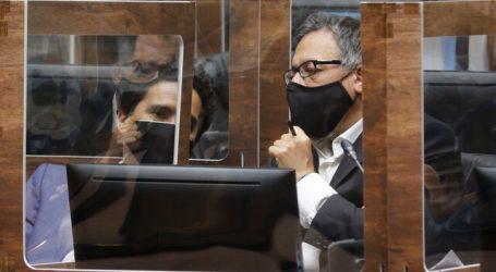 Lagos Weber respaldó continuidad de Mario Marcel al frente del Banco Central