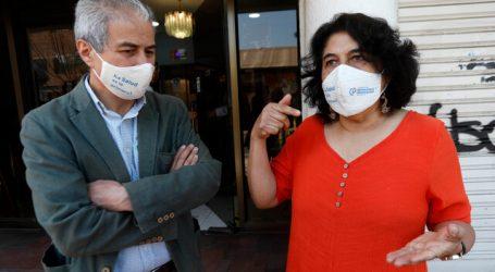 """Aguilar: """"Confiamos en que todos los parlamentarios rechazarán veto de Piñera"""""""