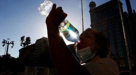 Emiten alerta por altas temperaturas para RM, Coquimbo y Valparaíso