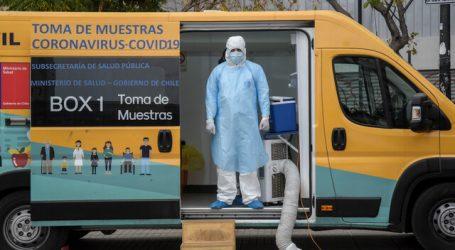 Covid-19: Biobío presenta 39 casos nuevos, 151.697 acumulados y 238 activos